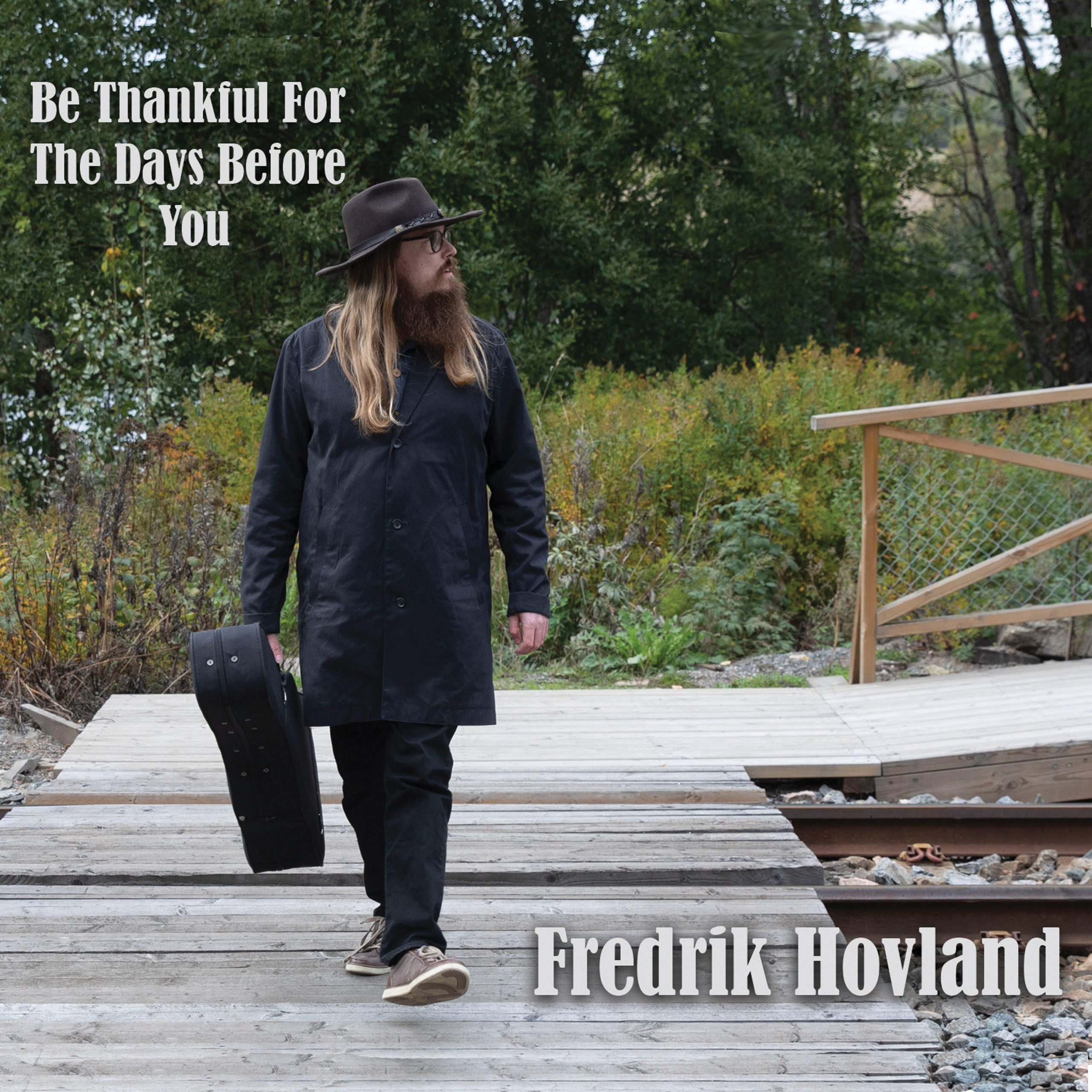 Cover Fredrik Hovland front